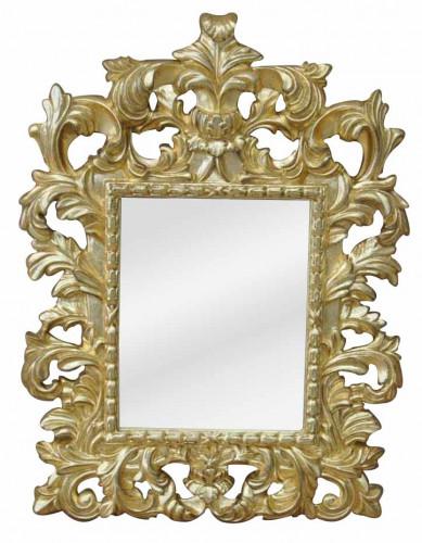 Miroir Baroque Doré - 38 x 51 cm